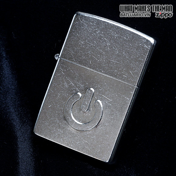 Zippo 28329 – Zippo Power Button Street Chrome