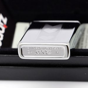 Zippo 28476 - Zippo Slim Heart Polished Chrome 3