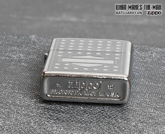 Zippo 28482 - Zippo Harley Davidson Shield - Street Chrome
