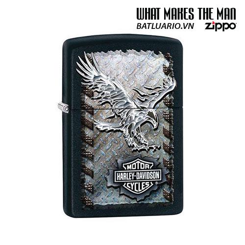 Zippo 28485 - Zippo Harley Davison Iron Eagle