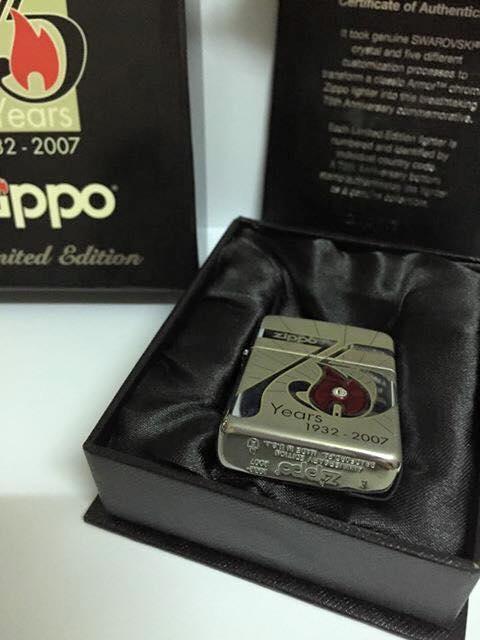 Zippo 75th Anniversary 2