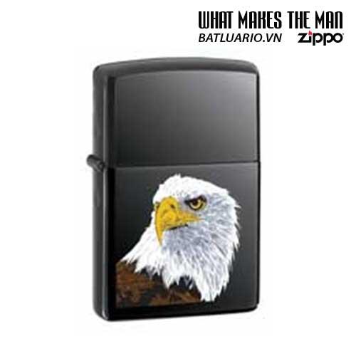 Zippo 20165 - Zippo Eagle Black Ice