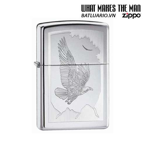 Zippo 21069 - Zippo Birds of Prey High Polish Chrome