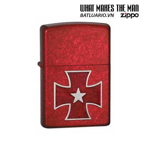 Zippo 21150 - Zippo Star Cross Emblem