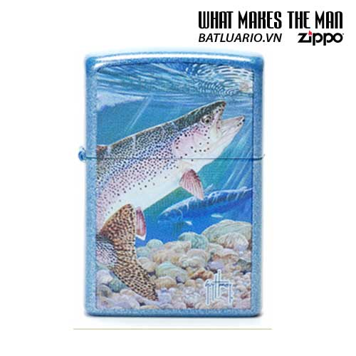 Zippo 24451 - Zippo Gh Rainbow Trout Shimmer