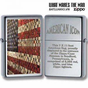 Zippo 24480 - Zippo Museum Collection American Icon