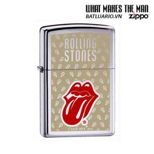 Zippo 24543 - Zippo Rolling Stones High Polish Chrome
