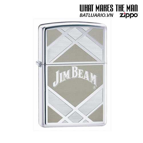 Zippo 24550 - Zippo Jim Beam High Polish
