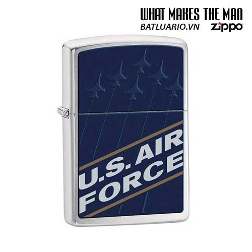 Zippo 24827 - Zippo US Air Force Brushed Chrome