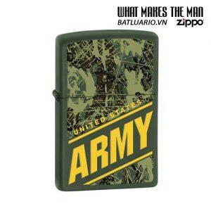 Zippo 24828 - Zippo US Army Green Matte