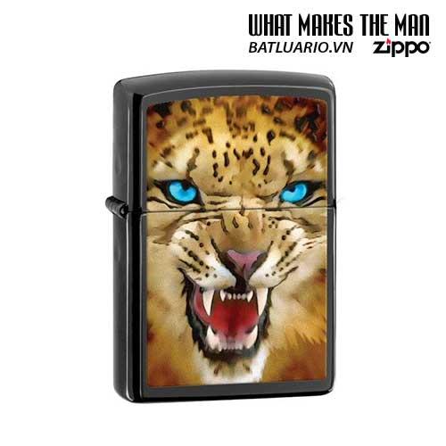 Zippo 28276 - Zippo BS Leopard Ebony