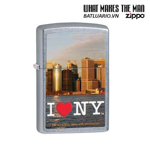 Zippo 28427 - Zippo I Love NY Street Chrome
