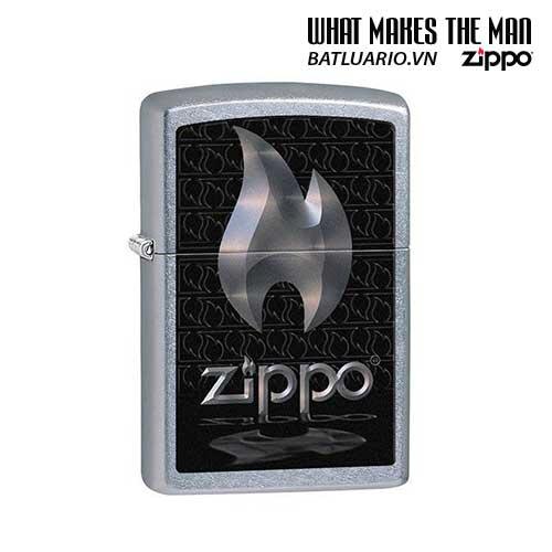Zippo 28445 - Zippo Flame Street Chrome