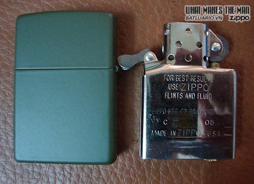 Zippo 20625 – Zippo Guy Harvey Bass Green Matte