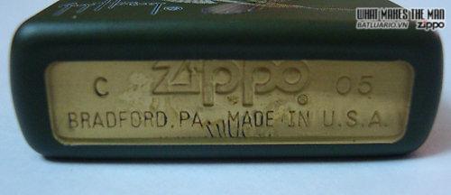 Zippo 20625 – Zippo Guy Harvey Bass Green Matte 2