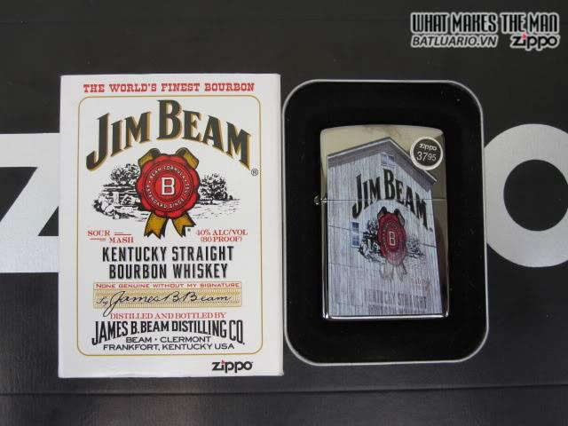 Zippo 20633 – Zippo Jim Beam Black Ice