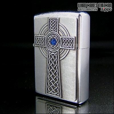 Zippo 20776 – Zippo Celtic Cross Emblem