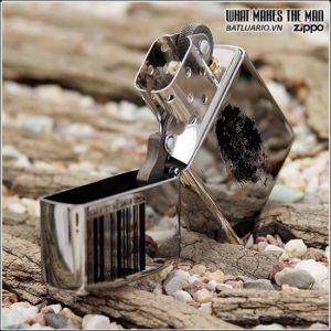 Zippo 20836 – Zippo I.D. High Polish Chrome