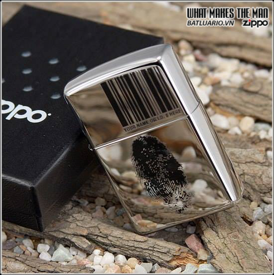 Zippo 20836 – Zippo I.D. High Polish Chrome 2