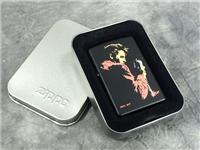 Zippo 20863 - Zippo Elvis Presley Black Matte Regular Petrol 1