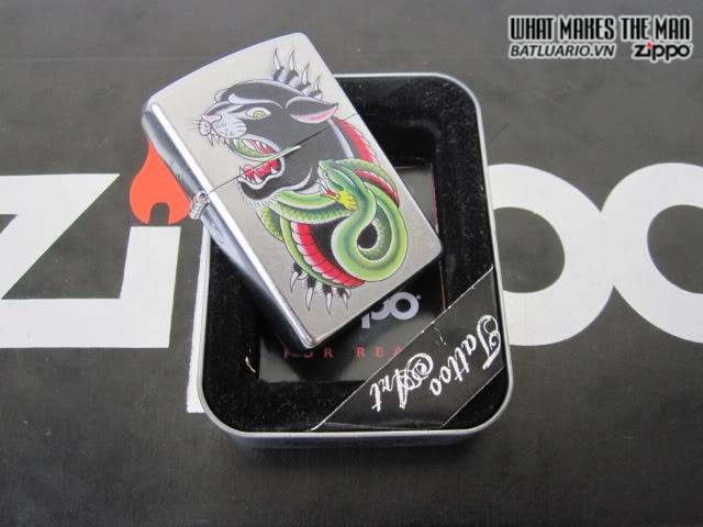 Zippo 20908 – Zippo Strangle Hold Street Chrome 2