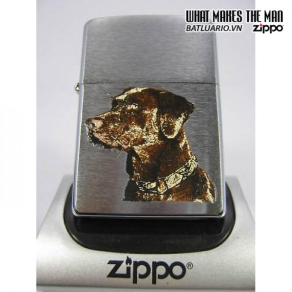 Zippo 21091 – Zippo Chocolate Lab animals 1