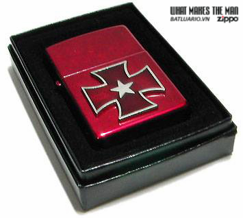 Zippo 21150 – Zippo Star Cross Emblem 1