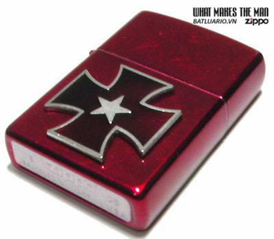 Zippo 21150 – Zippo Star Cross Emblem