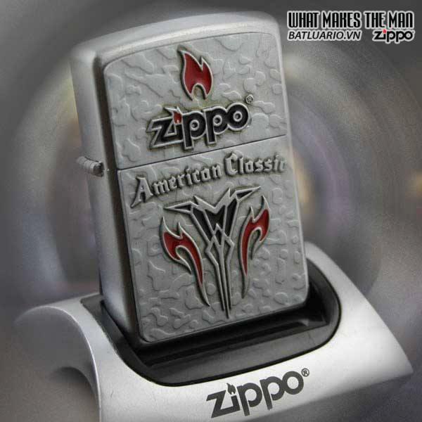 Zippo 21151 – Zippo American Metal Emblem 1