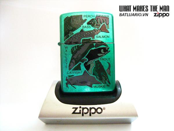 Zippo 21194 – Zippo Cool Kiwi Go Fish 1