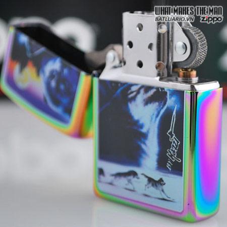 Zippo 24080 – Zippo Claudio Mazzi Untamed Spectrum