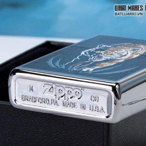 Zippo 24515 – Zippo Midnight Terror Polish Chrome