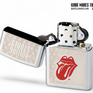 Zippo 24543 – Zippo Rolling Stones High Polish Chrome