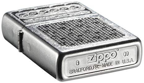 Zippo 24708 - Zippo Amplifier Street Chrome 2