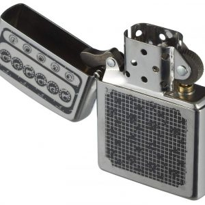 Zippo 24708 - Zippo Amplifier Street Chrome 3