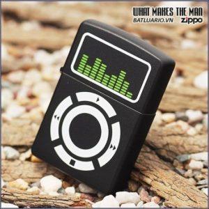 Zippo 24712 – Zippo Lighter MSC Music Black Matte 2