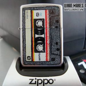 Zippo 24715 – Zippo Cassette Street Chrome 2