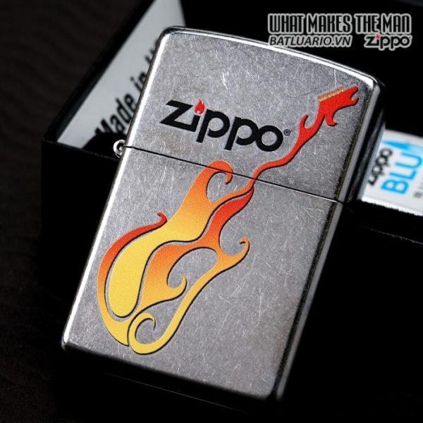 Zippo 24805 – Zippo Guitar Street Chrome