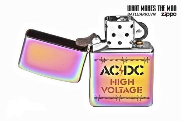 Zippo 28021 – Zippo AC/DC High Voltage Spectrum