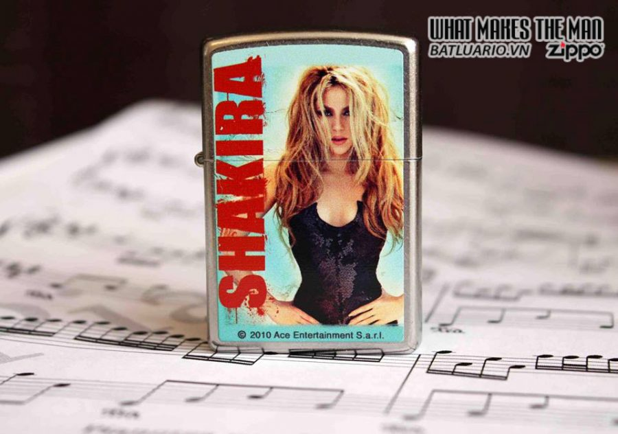 Zippo 28029 – Zippo Shakira Pop Art Street Chrome 2