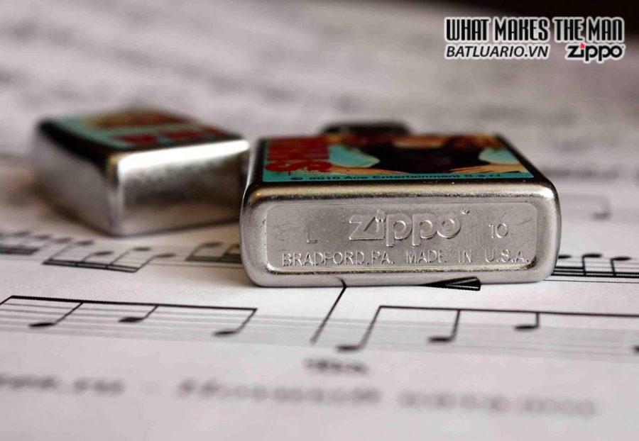 Zippo 28029 – Zippo Shakira Pop Art Street Chrome