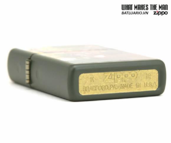 Zippo 28471 – Zippo Buck Green Matte