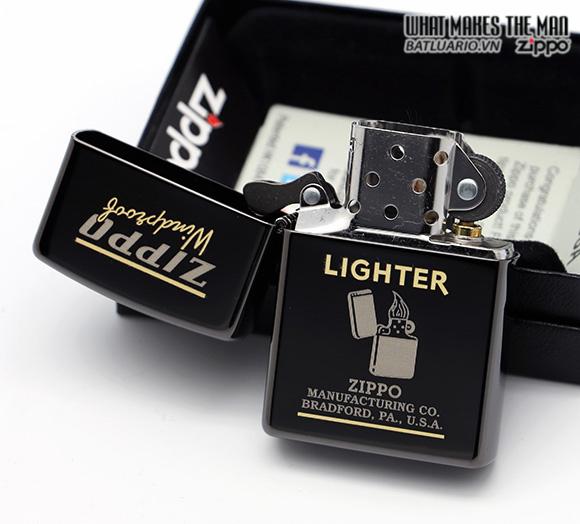 Zippo 28535 – Zippo Windproof Black Ebony 2