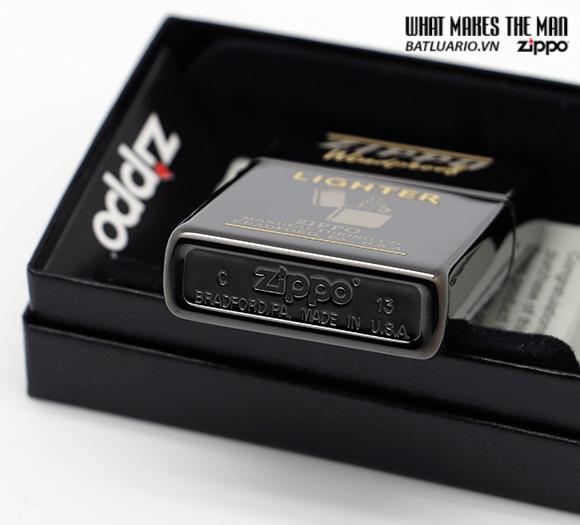 Zippo 28535 – Zippo Windproof Black Ebony 1