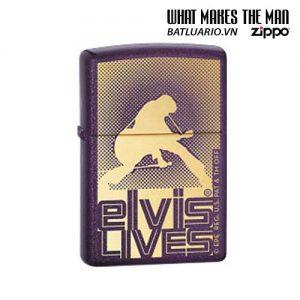 Zippo 21127 - Zippo Elvis Presley Lives