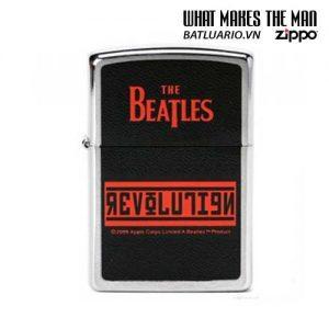 Zippo 24832 - Zippo Beatles Revolution Brushed Chrome