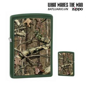 Zippo 28331 - Zippo Mossy Oak Green Matte Break Up Infinity