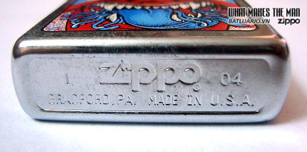 Zippo 20845 – Zippo Primitive Tyrant Street Chrome