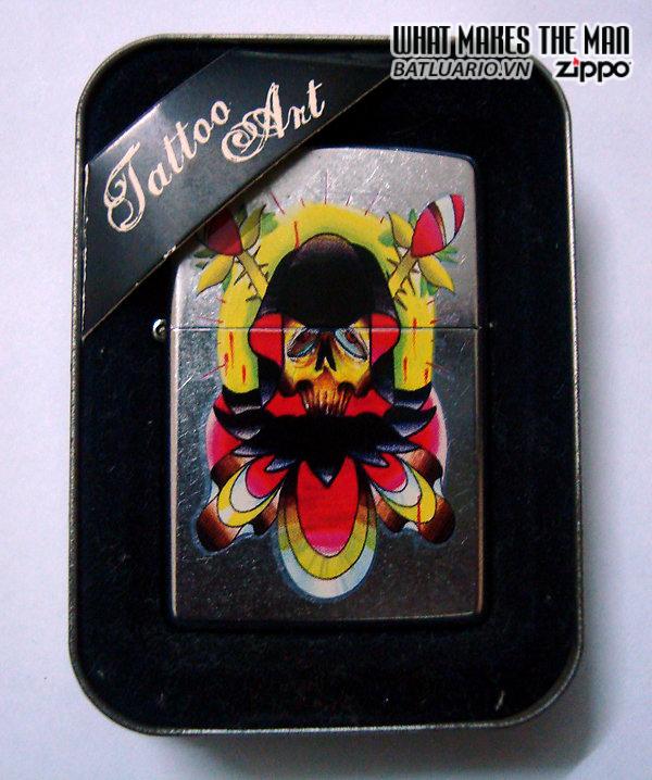 Zippo 20910 – Zippo Voodoo Reaper