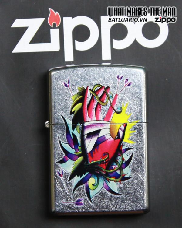 Zippo 20911 – Zippo Help A Little 1
